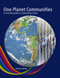 Couverture de l'ouvrage One planet communities : a real life guide to sustainable living