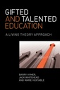Couverture de l'ouvrage Gifts, talents and education: a living theory approach
