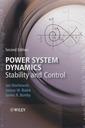Couverture de l'ouvrage Power system dynamics, stability & control