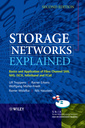 Couverture de l'ouvrage Storage Networks Explained