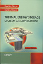 Couverture de l'ouvrage Thermal energy storage systems and applications