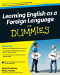 Couverture de l'ouvrage Learning english as a foreign language for dummies (paperback)