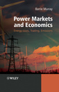 Couverture de l'ouvrage Power markets and economics. Energy costs, trading, emissions