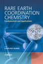 Couverture de l'ouvrage Rare earth coordination chemistry from basic to applications