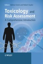 Couverture de l'ouvrage Introduction to toxicology & risk assessment