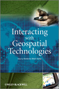 Couverture de l'ouvrage Interacting with geospatial technology