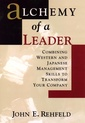 Couverture de l'ouvrage Alchemy of a leader combining western and japanese management skills to transform your company