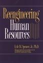 Couverture de l'ouvrage Reengineering human resources