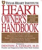 Couverture de l'ouvrage Texas heart institute heart owners handbook(paper) ppr