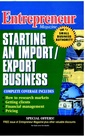 Couverture de l'ouvrage Starting an import/export business (bound)