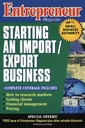 Couverture de l'ouvrage Starting an import/export business (paper)