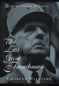 Couverture de l'ouvrage The last great frenchman