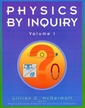 Couverture de l'ouvrage Physics by Inquiry
