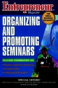 Couverture de l'ouvrage Organizing and promoting seminars (paper