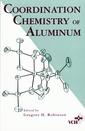 Couverture de l'ouvrage Coordination chemistry of aluminum