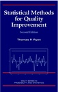 Couverture de l'ouvrage Statistical methods for quality improvement, 2° ed. 2000