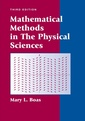 Couverture de l'ouvrage Mathematical Methods in the Physical Sciences