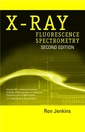 Couverture de l'ouvrage X ray fluorescence spectrometry (2nd ed' 99) print-on-demand title