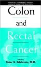 Couverture de l'ouvrage Colon and rectal cancer