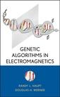 Couverture de l'ouvrage Genetic Algorithms in Electromagnetics