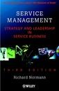 Couverture de l'ouvrage Service Management