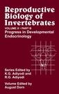Couverture de l'ouvrage Progress in developmental endocrinology