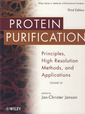 Couverture de l'ouvrage Protein purification: Principles, high resolution methods & applications (3rd Ed.)