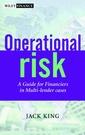 Couverture de l'ouvrage Operational risk measurement and modelling