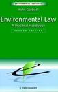 Couverture de l'ouvrage Environmental law / a practical handbook 2e (paper only)