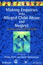 Couverture de l'ouvrage Making enquiries into alleged child abuse & neglect - parnership with families (paper only)