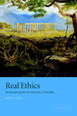 Couverture de l'ouvrage Real ethics rethinking the foundations of morality