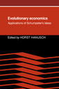 Couverture de l'ouvrage Evolutionary economics: applications of schumpeter's ideas