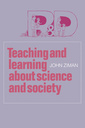 Couverture de l'ouvrage Teaching and learning about science and society