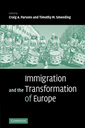 Couverture de l'ouvrage Immigration and the transformation of Europe