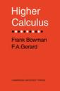 Couverture de l'ouvrage Higher calculus
