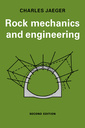 Couverture de l'ouvrage Rock mechanics & engineering