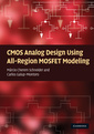 Couverture de l'ouvrage CMOS analog design using all-region MOSFET modeling
