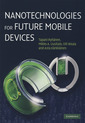 Couverture de l'ouvrage Nanotechnologies for future mobile devices