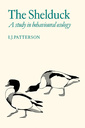 Couverture de l'ouvrage The Shelduck: a study in behavioural ecology
