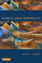 Couverture de l'ouvrage Search user interfaces