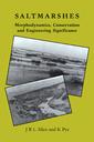 Couverture de l'ouvrage Saltmarshes: morphodynamics, conservation & engineering significance