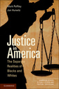 Couverture de l'ouvrage Justice in america: the separate realities of blacks and whites