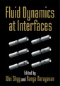 Couverture de l'ouvrage Fluid dynamics at interfaces