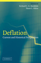 Couverture de l'ouvrage Deflation: current and historical perspectives