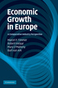 Couverture de l'ouvrage Economic growth in europe: a comparative industry perspective (Vol.1)