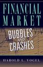 Couverture de l'ouvrage Financial market bubbles and crashes