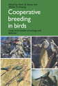 Couverture de l'ouvrage cooperative breeding in birds : Long term studies of ecology and behaviour