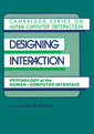 Couverture de l'ouvrage Designing interaction : psychology at the human-computer interface (paper)