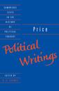 Couverture de l'ouvrage Price: political writings