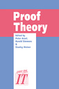 Couverture de l'ouvrage Proof theory - bound